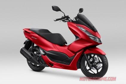 02 New PCX160 2021 MotomaxoneCom Red Matte CBS
