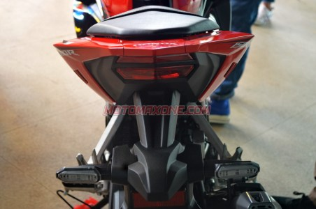First Ride All New Honda CBR150R 2021 tail lamp