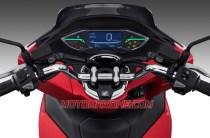 New PCX160 2021 MotomaxoneCom Panel Meter