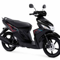 Yamaha Mio M3 125 2022 Metallic Black
