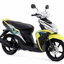 Yamaha Mio M3 125 2022 Metallic White