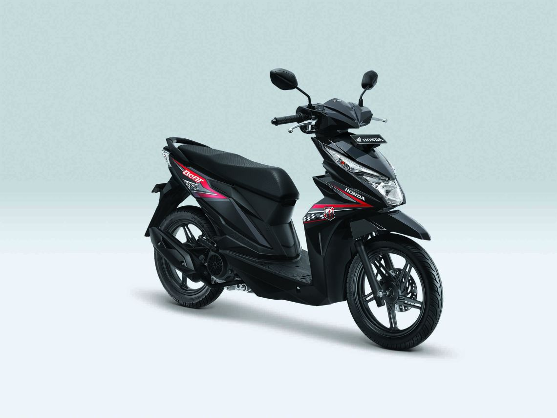 New Honda BeAT eSP 5