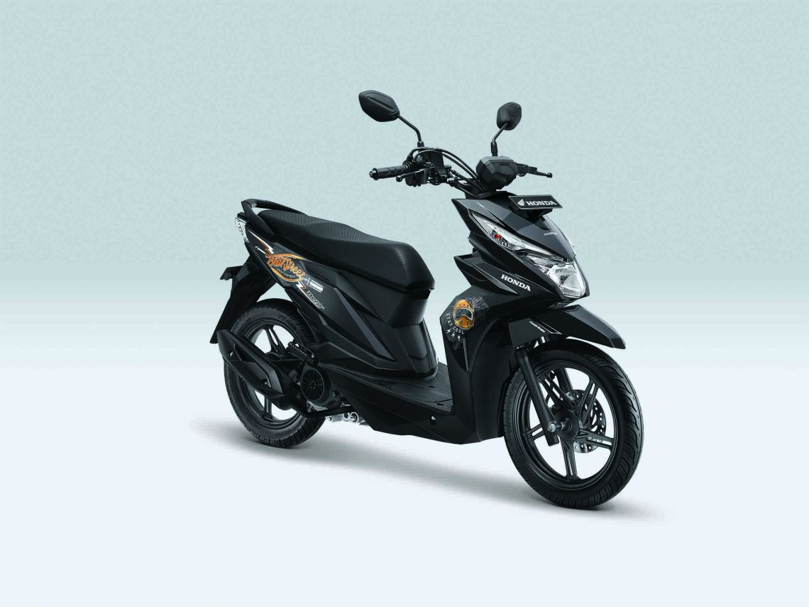 New Honda BeAT Street eSP (1)