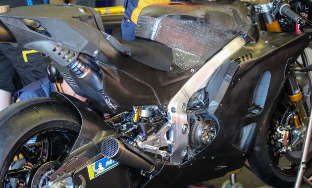 Honda RC213V Lorenzo tes Jerez