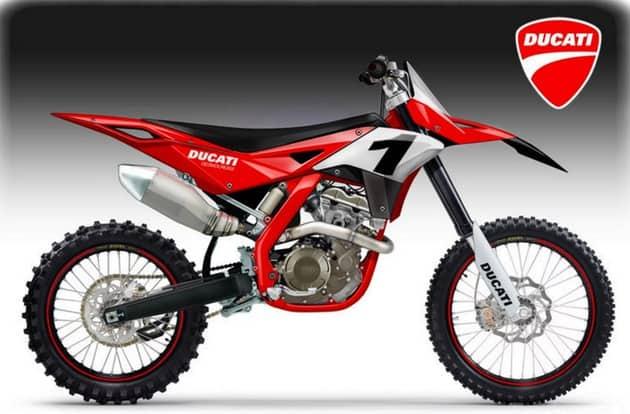 motocross ducati