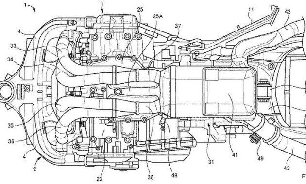 mesin hayabusa reborn patent motomazine.com