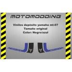 pegatinas-depósito-yamaha-mt07-3 Pegatinas motocicleta Yamaha Mt 07 carenado guardabarros colín...