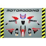 pegatinas-moto-malcor-super-racer-réplica-ducati Adhesivos y pegatinas para Pit Bikes nuevas!! Envíos gratuitos
