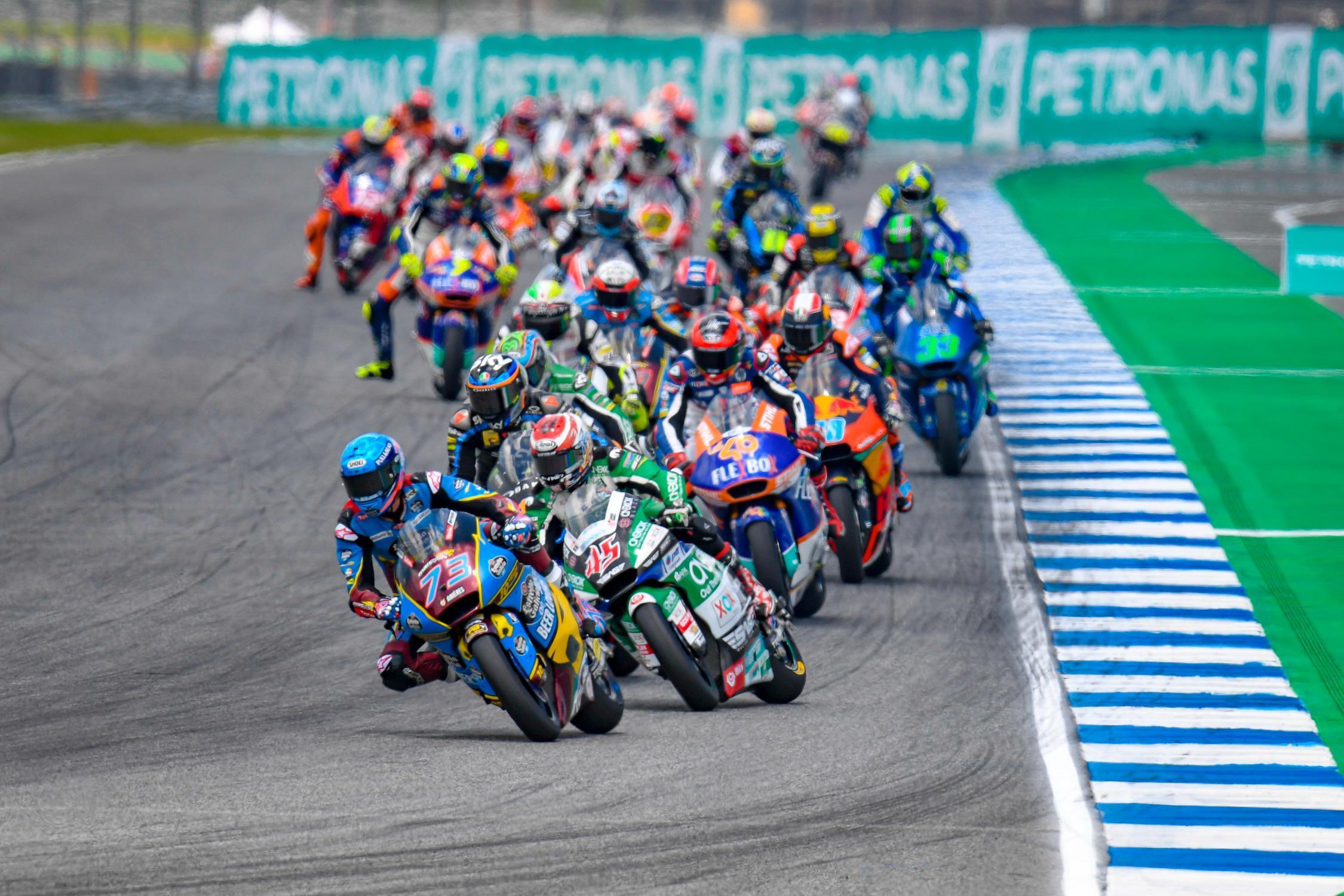 Moto2 Thailand