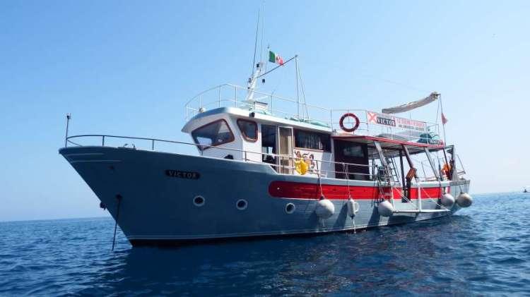 Motonave Victor - Tremiti Islands