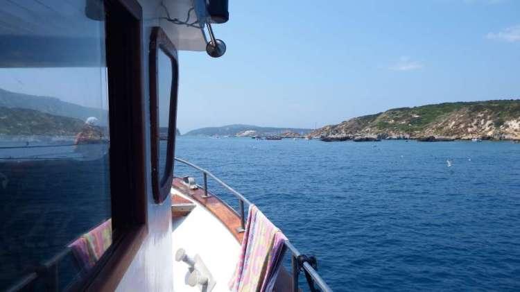 La Motonave Victor - Isole Tremiti