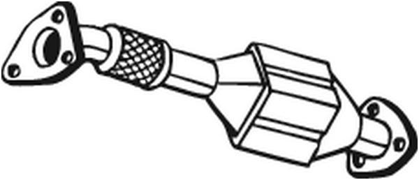 Katalizator audi a4 avant 8e5 b6 1.9 TDI (130KM) części