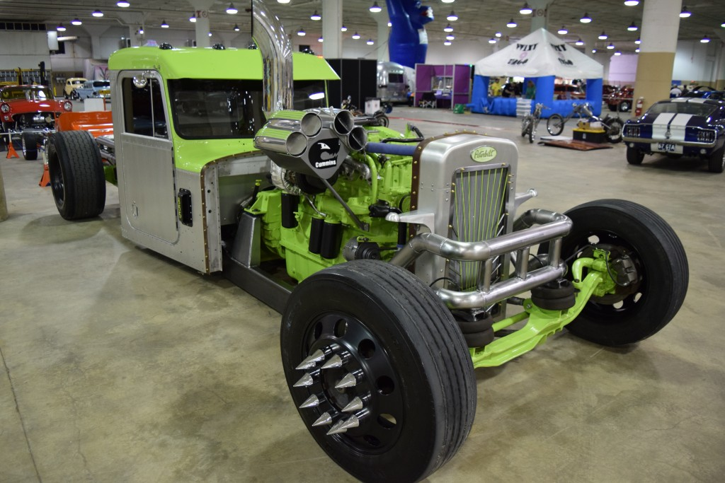 Semi Truck Turned Custom Rat Rod Is Not Something You See