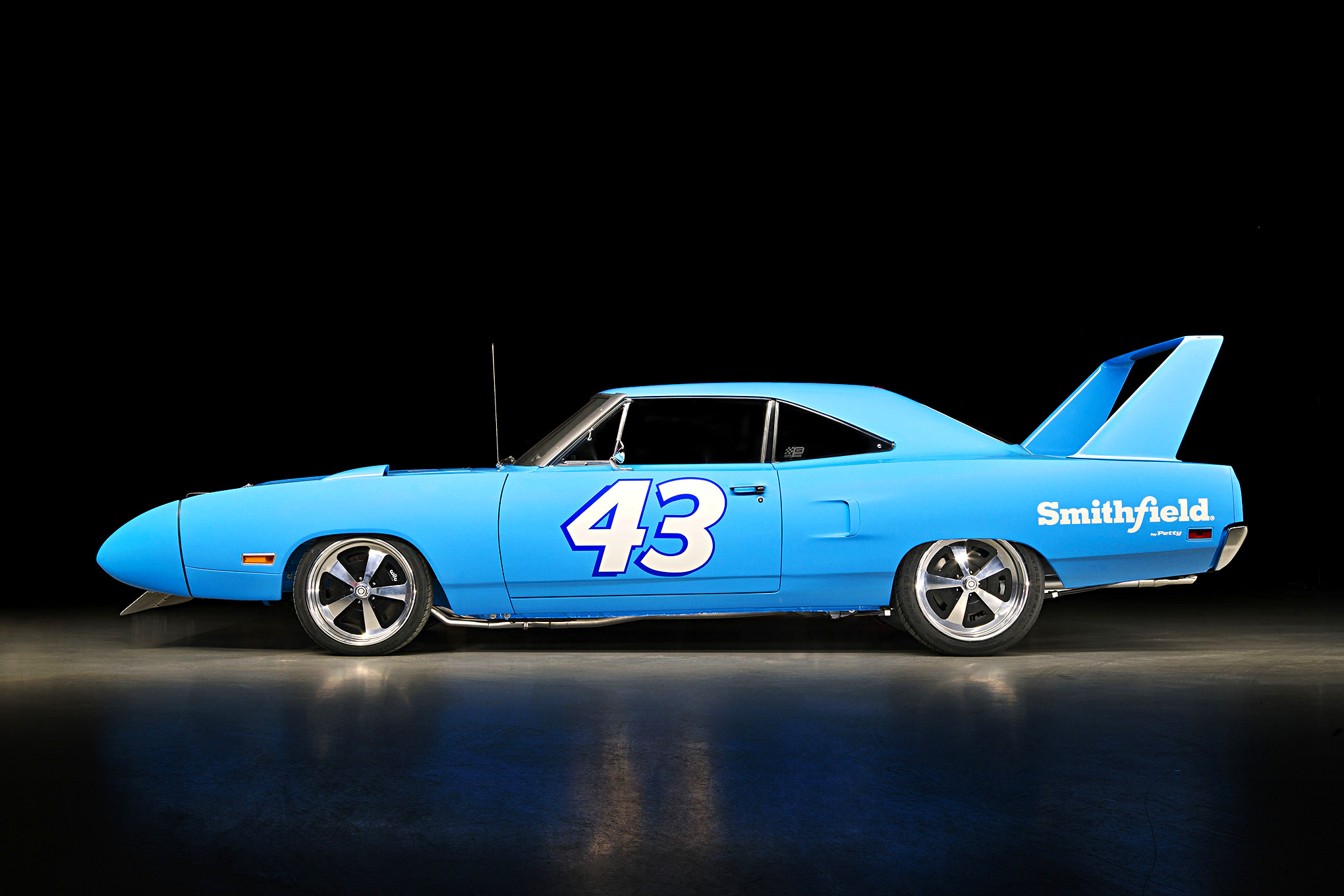 Thanks to a Pork Company and NASCAR Legend You Can Win This Spectacular Plymouth Superbird
