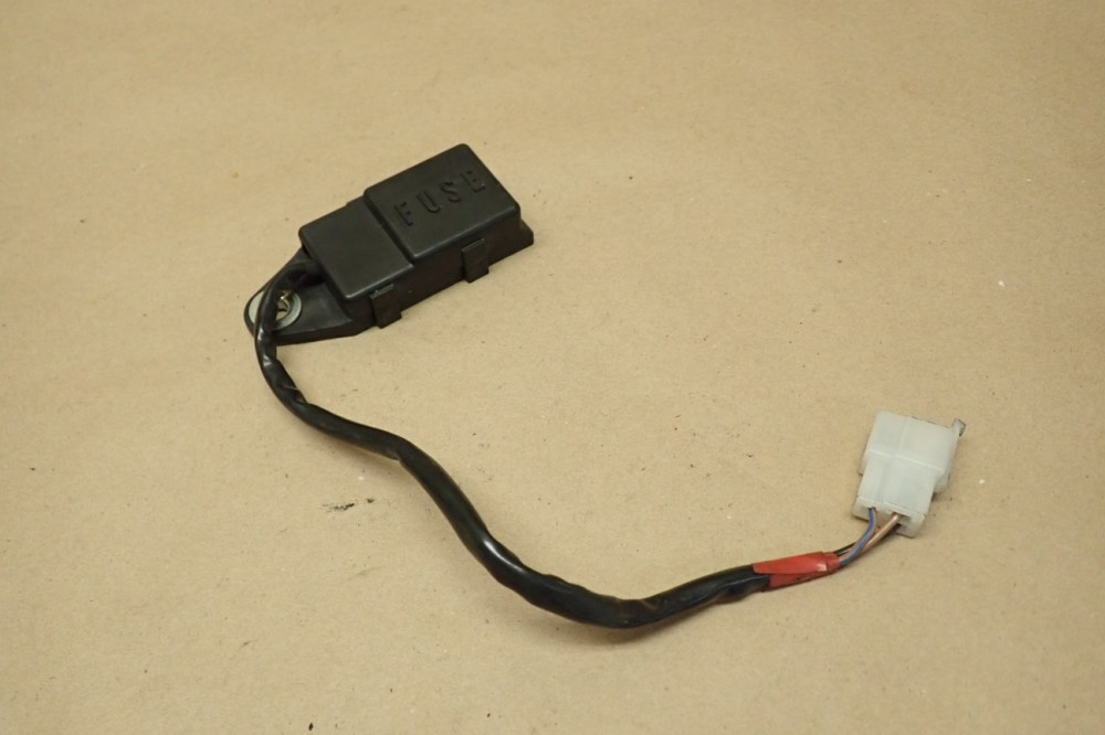 medium resolution of details about 2008 honda cmx250c rebel fuse box with fuses 07b13