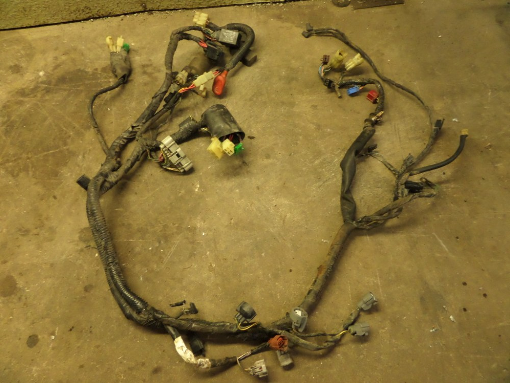 medium resolution of details about 2003 honda vtx1800c wiring harness plugs relays fuse panel