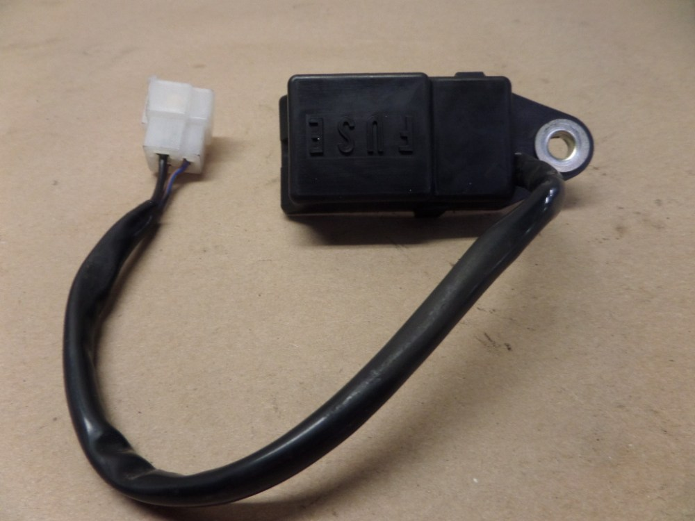 medium resolution of 2013 honda rebel 250 cmx250c fuse box panel with cylinder fuses