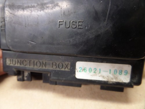 small resolution of 1999 kawasaki vulcan 800 vn800 fuse box with fuses and other used rh motoplaneparts com kawasaki vulcan 800 classic kawasaki vulcan 900