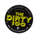 DIRTY 100 LOGO
