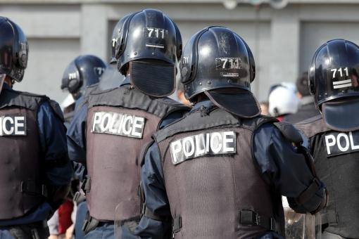 ついに始まる警察学校。入校当日①