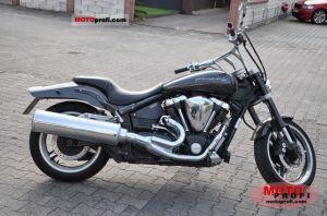 Yamaha XV 1700 Warrior 2003 Specs and Photos