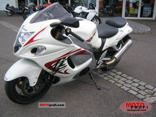 Suzuki GSX 1300 R Hayabusa 2008 Specs and Photos
