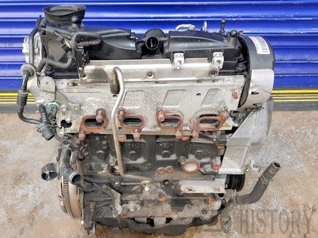 VW Audi Engines - VW TDI EA189 engine (2007-2015)