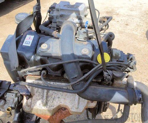Ford Cvh Engine