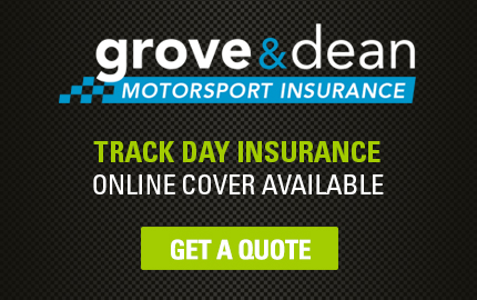 GROVE & DEAN TRACK DAY INSURANCE
