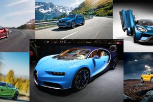 Best cars of 2016