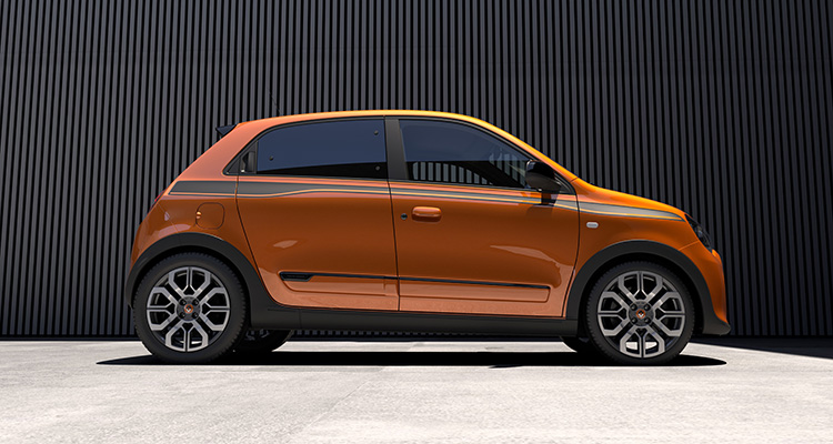 Renault Twingo GT side