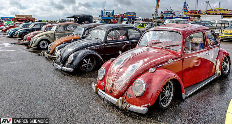 BugJam 2017 VW Beetles