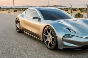 Fisker Emotion feature
