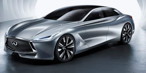 Infiniti Q Inspiration feature