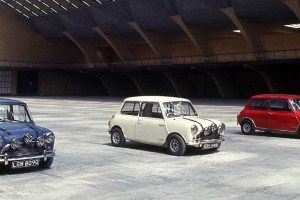Mini Coopers feature