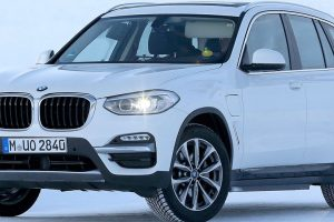 BMW iX3 feature