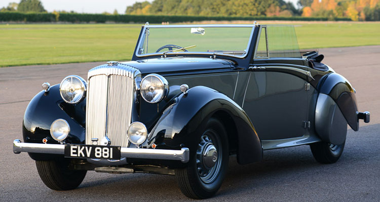 Churchill's Daimler Drophead