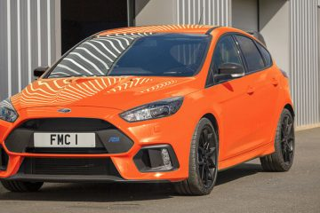Ford Focus RS Heritage Edition-feature