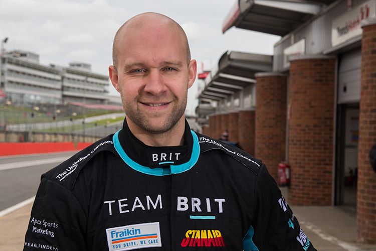 Jamie Falvey Team Brit