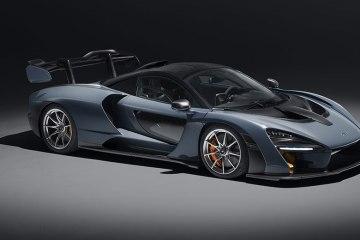 McLaren Senna Victory Grey feature