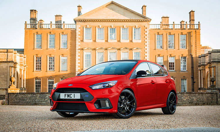 Race Red Focus RS