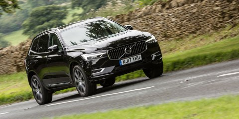Volvo XC60 feature
