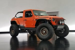 Jeep sandstorm concept wrangler FEATURE