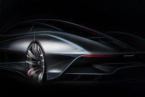 McLaren BP23 Front