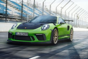 Porsche 911 GT3 RS feature