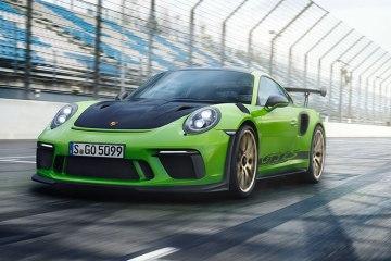 Porsche 911 GT3 RS feature