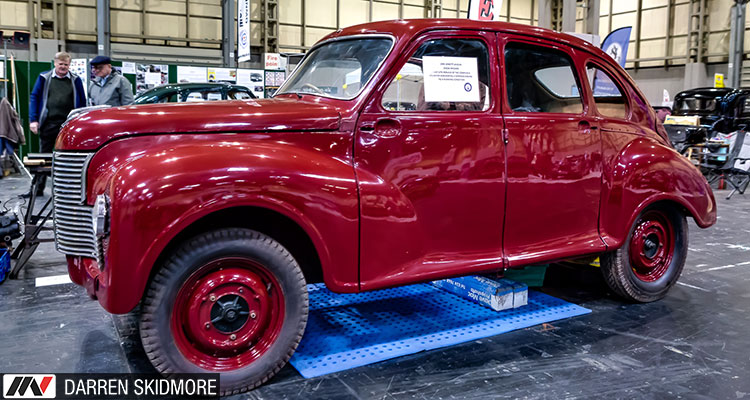 GALLERY Practical Classic Car And Restoration Show - Classic car and restoration show