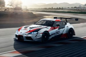 Toyota Supra Racing Concept feature