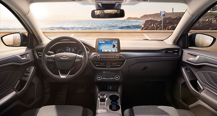 2018 Ford Focus interior 1
