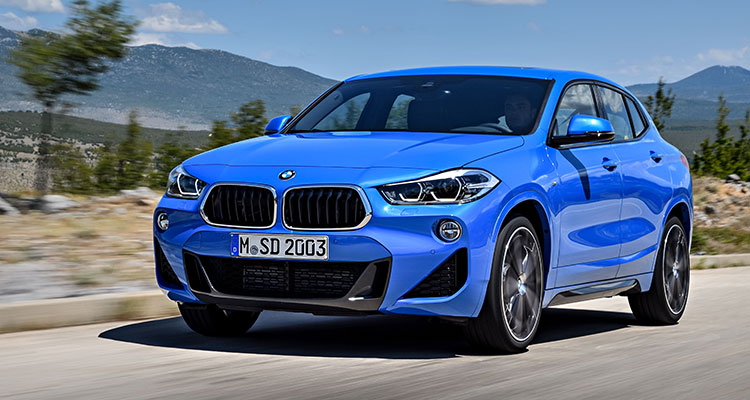 BMW X2 FRONT 1
